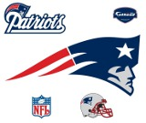 NFL Football FatHead Wall Graphic