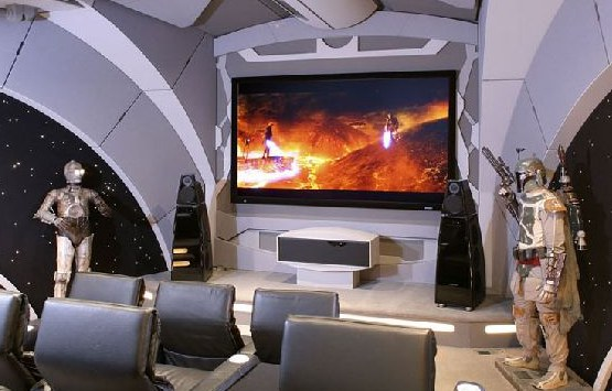 Star Wars Man Cave