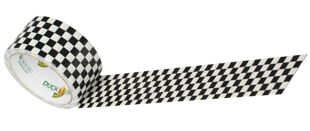 checkered_duct_tape