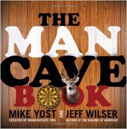 man cave book