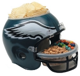 NFL Football Snack Helmet